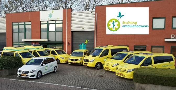 1000 km te paard voor Stichting Ambulancewens