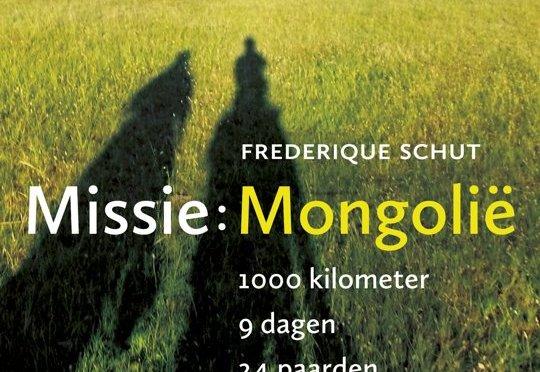 Leesvoer: Missie Mongolië