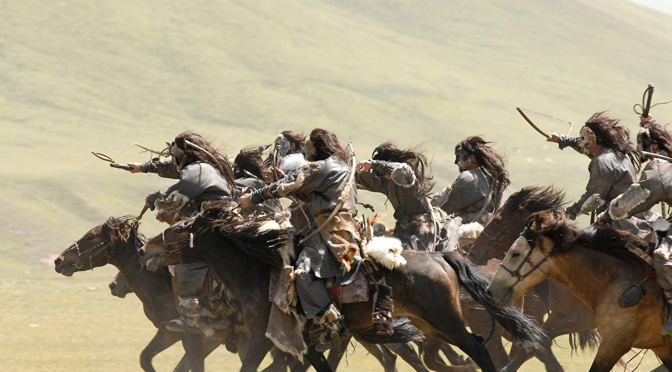 Film: Mongol; The rise of Genghis Khan