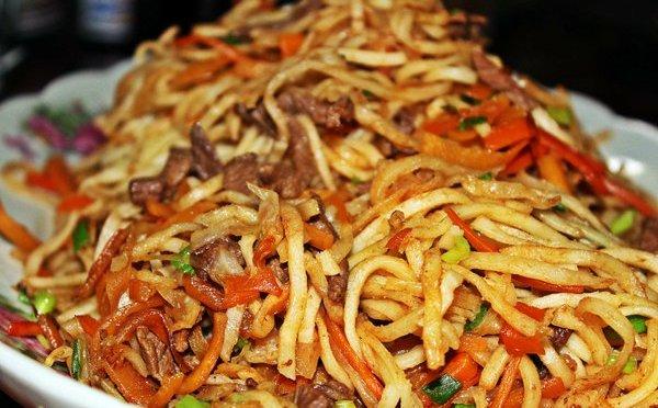 Wat eten ze in Mongolië?